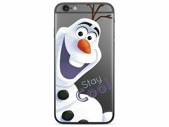 Etui z nadrukiem Disney Olaf 001 Apple iPhone 678