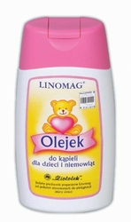 LINOMAG Olejek do kąpieli 200ml