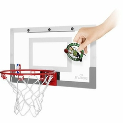 Mini kosz tablica Spalding NBA Slam Jam Board dla dzieci z naklejkami + piłka