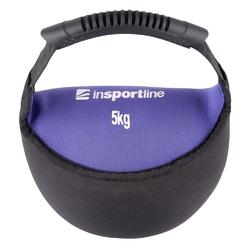 Hantla neoprenowa Bell- bag 5 kg - Insportline - 5 kg
