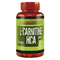 ACTIVLAB L-Carnitine HCA Plus - 50caps