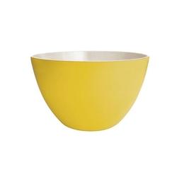 Miska 10 cm żółto-biała Zak Designs