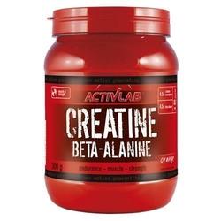 ACTIVLAB Creatine + Beta Alanine - 300g - Grapefruit