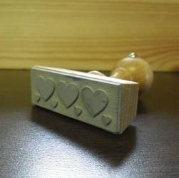 Stempel gumowy prostokątny - SERCA - SERCA