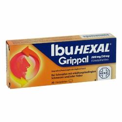 Ibuhexal Grippal 200 mg30 mg Filmtabletten