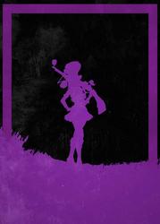 League of Legends - Caitlyn - plakat Wymiar do wyboru: 29,7x42 cm