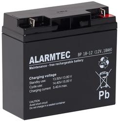 Akumulator ALARMTEC serii BP 12V 18Ah - Szybka dostawa lub możliwość odbioru w 39 miastach