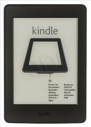 Czytnik Amazon Kindle Paperwhite 3 czarny Reklamy