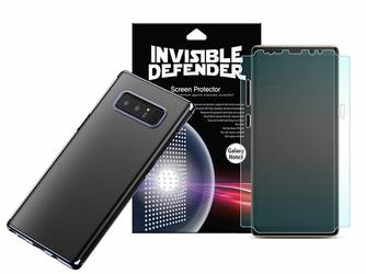 Etui Baseus glitter case Galaxy Note 8 granatowe +Folia Ringke 3D - Granatowy
