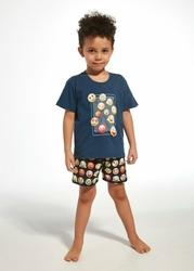 Cornette Young Boy 79076 Emoticon piżama chłopięca
