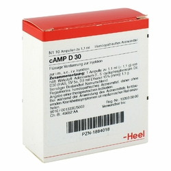 Camp D 30 w ampułkach
