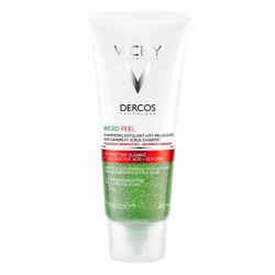 Vichy Dercos Micro Peel szampon przeciwłupieżowy