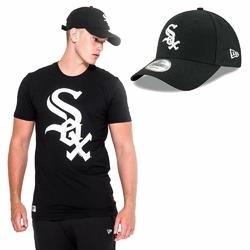 Koszulka + Czapka New Era MLB Chicago White Sox