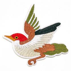 NAPRASOWANKA TERMO APLIKACJA kolorowa PTAK - ptak I || ptak