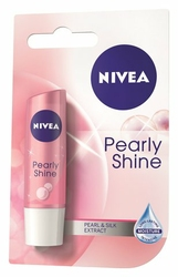 Nivea Lip Care PearlShine, pomadka ochronna