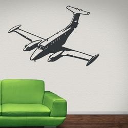 szablon malarski samolot 20