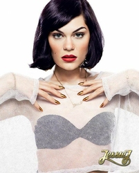 Jessie J Nails - plakat
