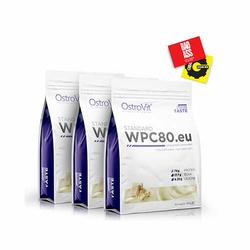 WPC 80.eu Standard - 2700g - White Chocolate