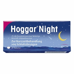 Hoggar Night  Tabletki nasenne