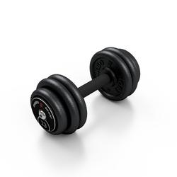 Hantla skr�cana na sta�e 13 kg - Marbo Sport - 13 kg