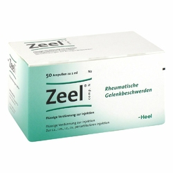 Zeel compositus N, ampułki