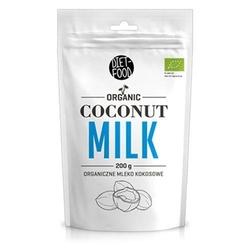 DIET FOOD Bio Mleko Kokosowe - 200g