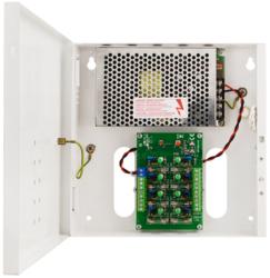 Zasilacz do 8 kamer HD PULSAR PSDC08124 - Szybka dostawa lub możliwość odbioru w 39 miastach