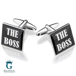 Spinki do mankietów X2 The Boss