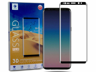 Mocolo 3D szkło na cały ekran Samsung Galaxy S9 czarne