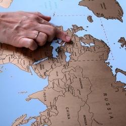 Mapa Podróżnika  - Wersja Angielska
