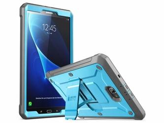 Etui Supcase Unicorn Beetle Pro do Samsung Galaxy Tab A 10.1 Blue black - Czarny || Niebieski
