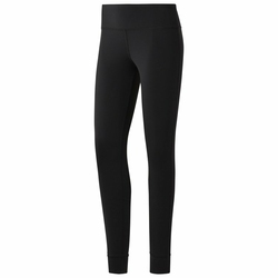 Reebok Leginsy Damskie lux Tight DLC68 BR2621