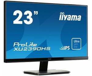 Monitor LED IIYAMA XU2390HS-B1 23 HDMI Ultra Slim - Szybka dostawa lub możliwość odbioru w 39 miastach
