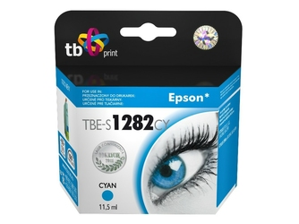 TB Print Tusz do Epson S22SX125 TBE-S1282CY CY