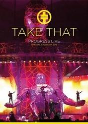 Take That - kalendarz 2012 r.
