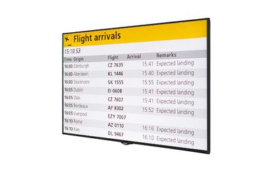 Monitor LED Toshiba TD-P553 55 - Szybka dostawa lub możliwość odbioru w 39 miastach