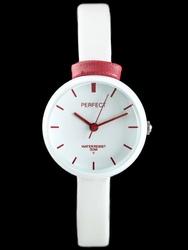 Zegarek damski PERFECT MENTOSS - white zp731a