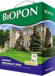 Biopon, trawa dekoracyjna, 2kg