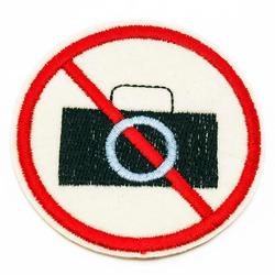 NAPRASOWANKA TERMO APLIKACJA zakaz foto APARAT