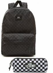 Zestaw Plecak VANS Old Skool II Backpack + Piórnik Vans VN000ONIBA5