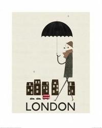 London, Londyn - reprodukcja