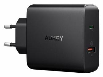 Ładowarka sieciowa Aukey PA-Y11 48W USB Quick Charge 3.0 PD USB-C