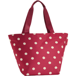 Torba na zakupy Reisenthel Shopper M Ruby Dots RZS3014