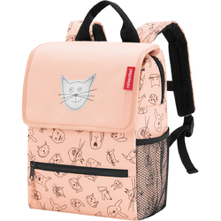 Plecak dla dzieci Backpack Kids Cats and Dogs Reisenthel rose RIE3064