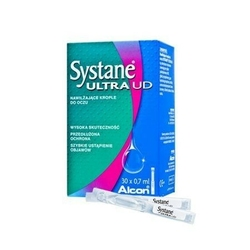SYSTANE ULTRA UD krople do oczu 0,7ml x 30 minimsów