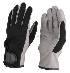 Rękawiczki neoprenowe zimowe wędkarskie Mikado LUX rozm. XXL