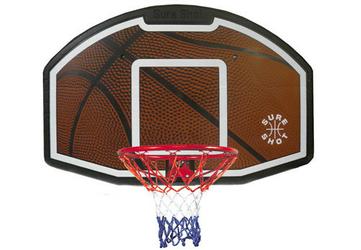 Zestaw do koszykówki 509 Bronx Sure Shot The Ball