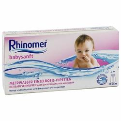 Rhinomer babysanft ampułki 20x5 ml