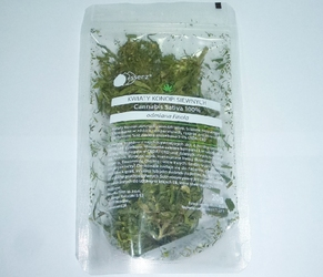 Kwiaty legalnych konopi siewnych, susz zawierający 2-4 CBDa + CBD 20g ESSENZ