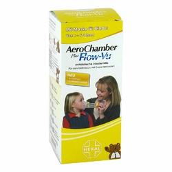 Aerochamber Hexal maska do inhalacji dla dzieci